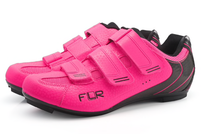 FLR F-35 III Road Shoes - Pink