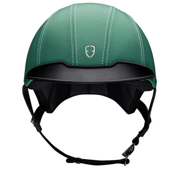 Egide Atlas Racing Green Helmet