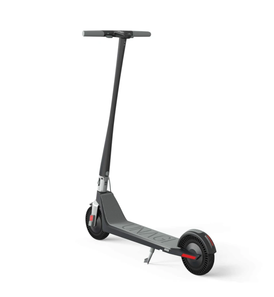 Unagi Electric Scooter Dual Motor - Matte Black