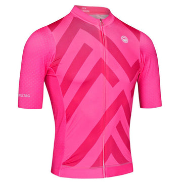 Milltag Sector Pink Jersey - SpinWarriors