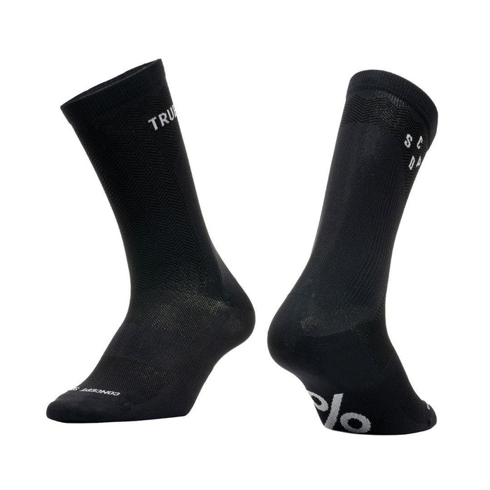 Concept Speed (CSPD) Stay True Socks - Black