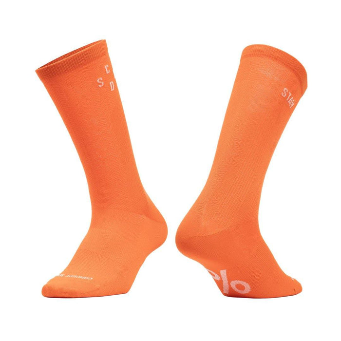 Concept Speed (CSPD) Stay True Socks - Orange
