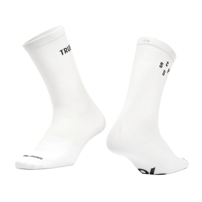 Concept Speed (CSPD) Stay True Socks - White