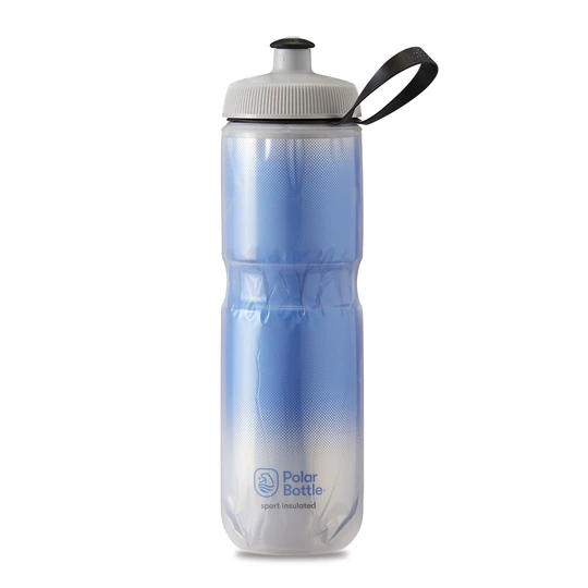 Polar Bottle Sport Insulated 24 oz - Fade Royal Blue/Silver