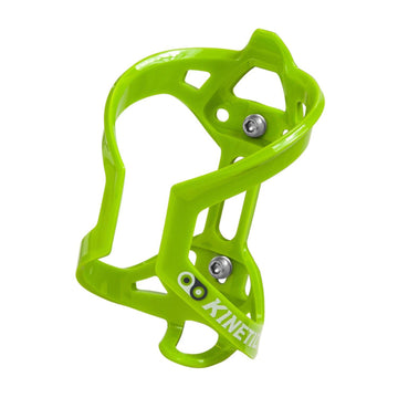 Kinetic Twenty20 Bottle Cage - Green - SpinWarriors