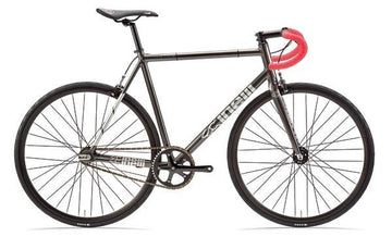 Cinelli Tipo Pista Track Bike - Touch of Grey - SpinWarriors