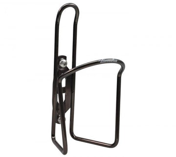 Tanaka Duralumin Bottle Cage - Neo Black - SpinWarriors