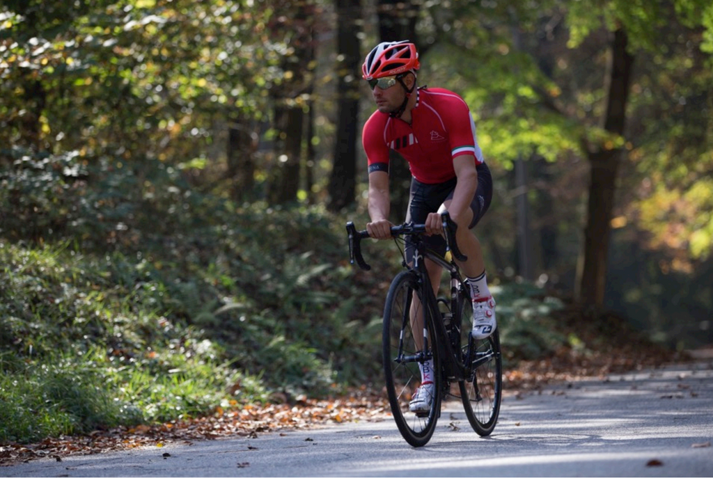 Vardena Full Carbon Race Jersey - Red