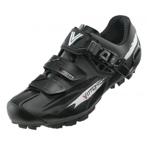 Vittoria Captor CRS MTB Shoes - Black/White