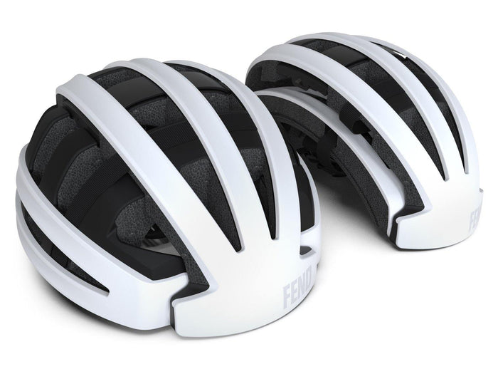 FEND One Foldable Helmet - Matte White