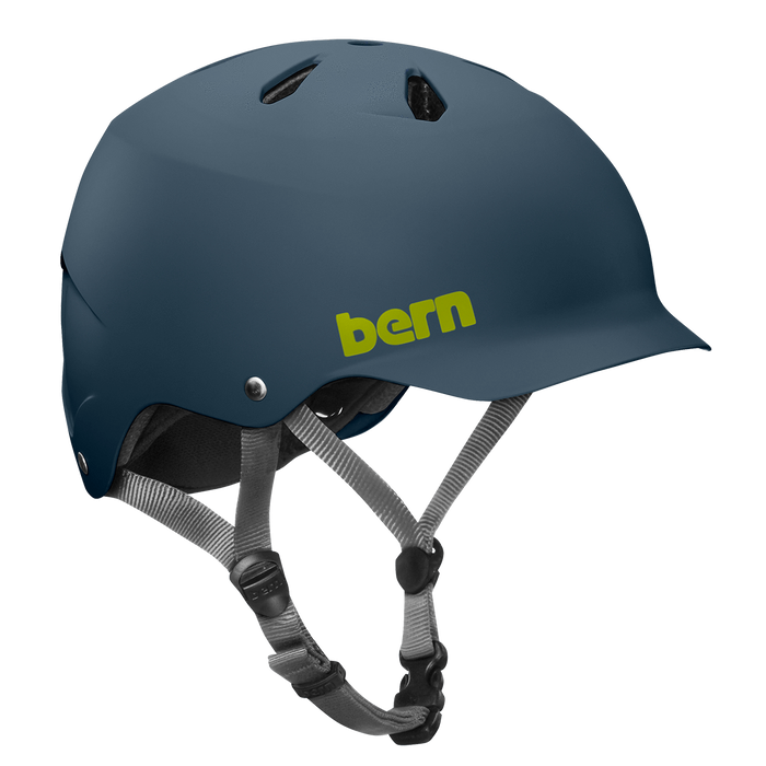 Bern Watts Helmet - Matte Muted Teal