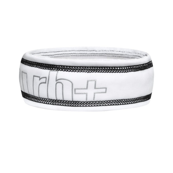 Zero rh+ Logo 5cm Head Band - White