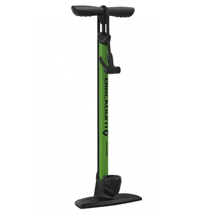 Blackburn AirTower 1 Floor Pump - Green