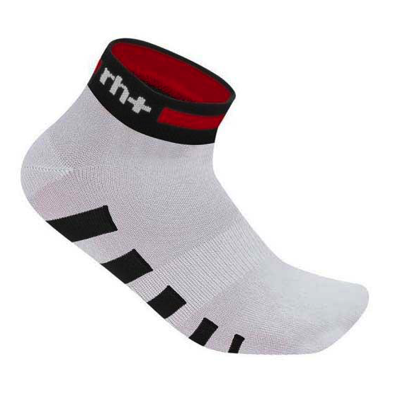 Zero rh+ Ergo 3 Sock - White/Red/Black