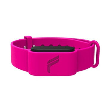 Flyfit: World's First Ankle Tracker For Fitness, Cycling & Swimming - Pink