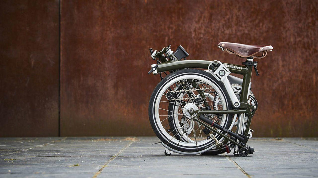 Brompton M6L Barbour Limited Edition 2017