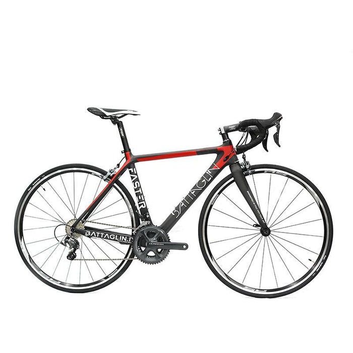 Battaglin Faster 2019 Shimano Ultegra - Matte Black/Red