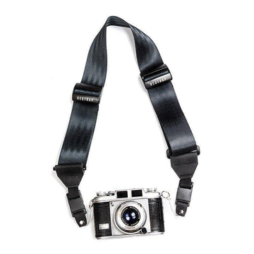 Restrap Shoot Camera Strap - Black - SpinWarriors