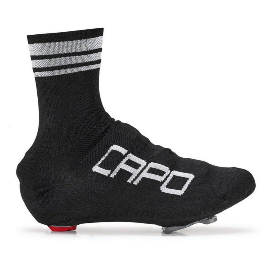 Capo SL Shoe Cover - Black - SpinWarriors