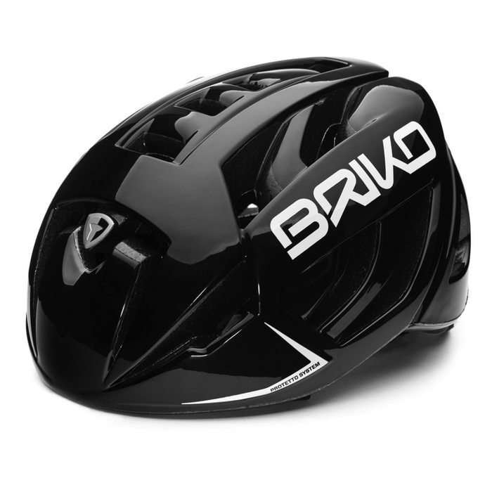 Briko Ventus Road Helmet - Shiny Black