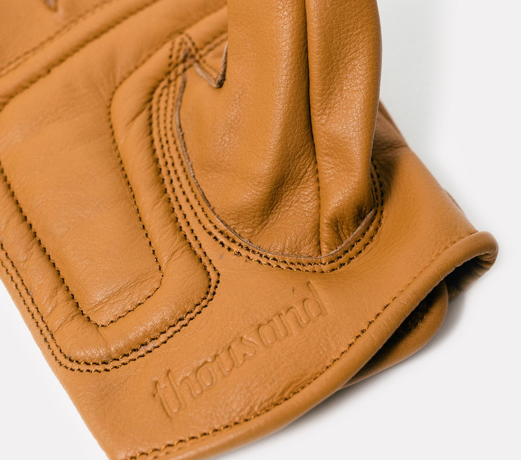 Thousand Bullitt Gloves - Caramel