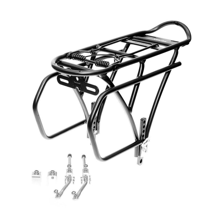 Vincita C010 Small Wheel Rear Carrier - Black