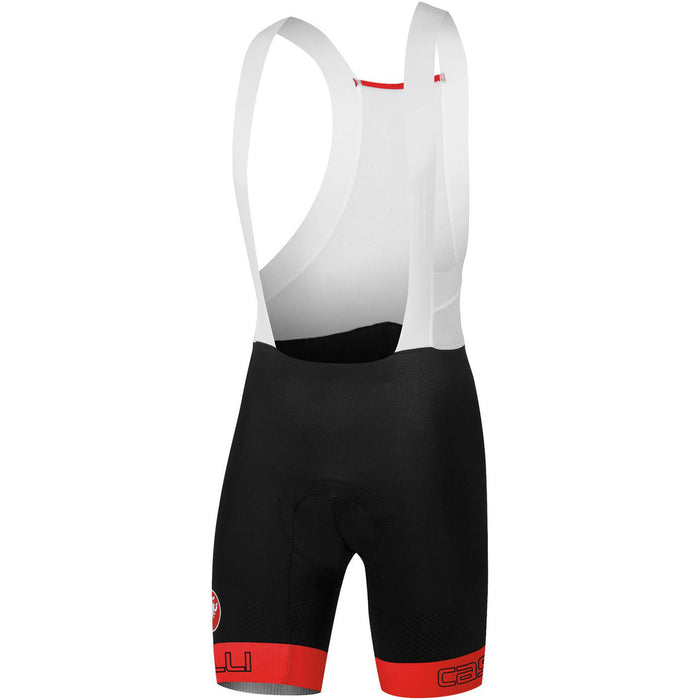 Castelli Body Paint 2.0 Bibshort - Black/Red