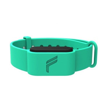 Flyfit: World's First Ankle Tracker For Fitness, Cycling & Swimming - Cyan