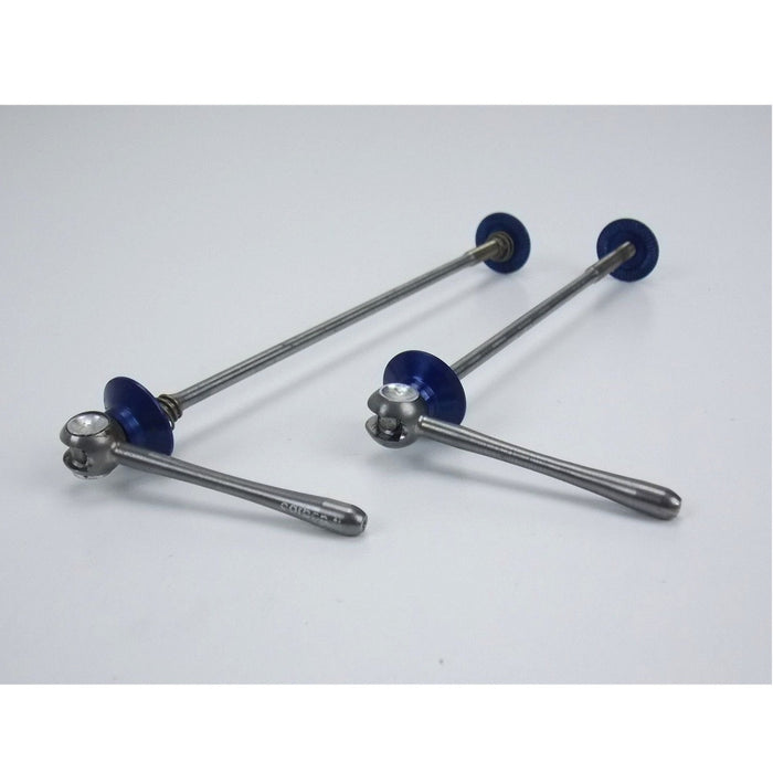 Carbon Ti X-Lock Special Road Ti Skewer - Blue