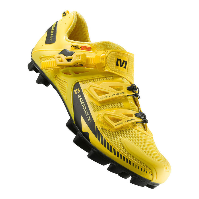 Mavic Fury 12 MTB Shoes - Yellow