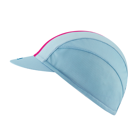 Chapeau! Lightweight Central Stripe Cap - Afternoon Sky