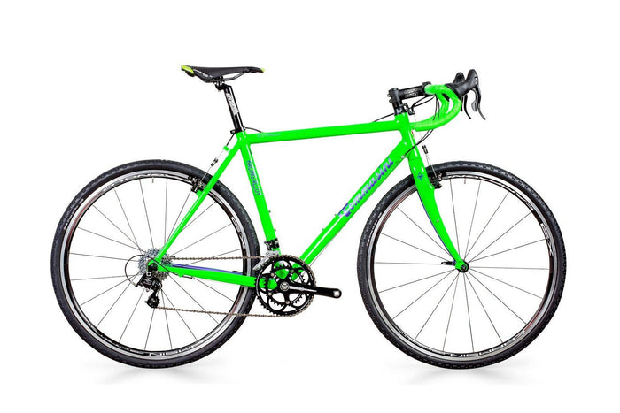 Tommasini Racing Alloy Bike - Neon Green
