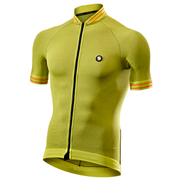 SIX2 Clima Jersey - Yellow/Black - SpinWarriors