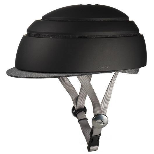 Closca Fuga Foldable Helmet - Black
