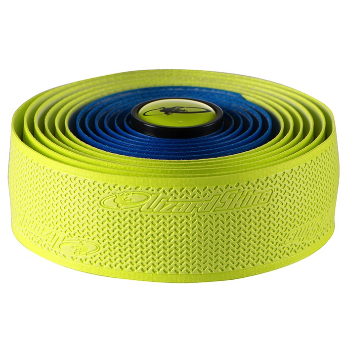 Lizard Skins DSP 2.5MM Bar Tape - Cobalt Blue/Neon