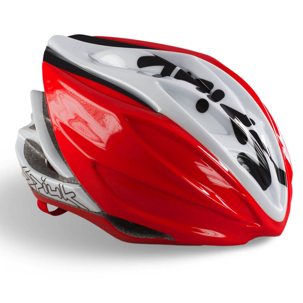 Spiuk Dharma Helmet - Red/White