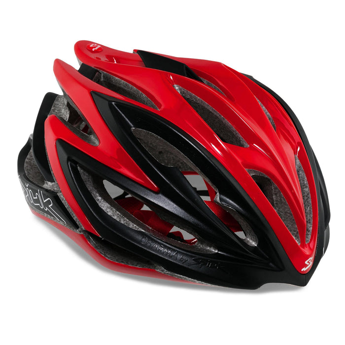 Spiuk Dharma Helmet - Red/Black