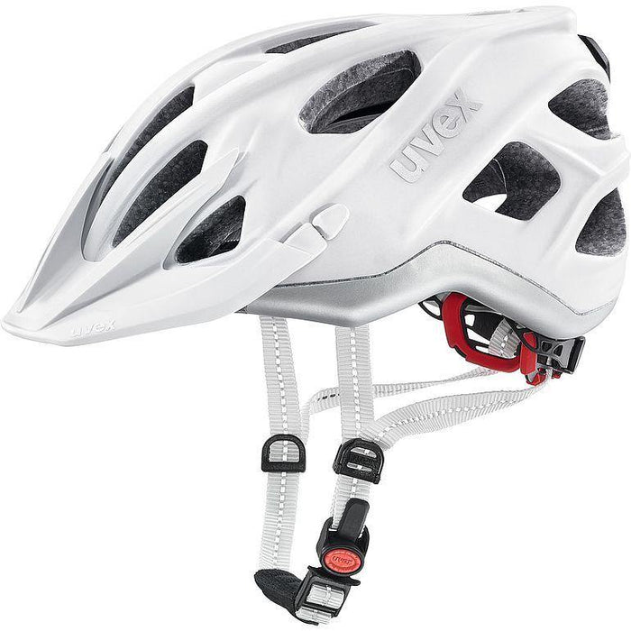 uvex city light Helmet - White Mat