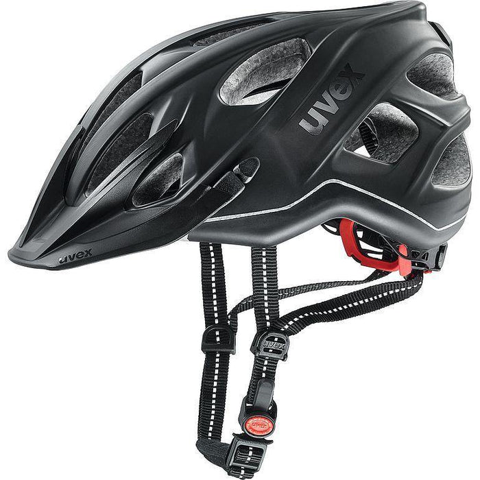 uvex city light Helmet - Anthracite Mat