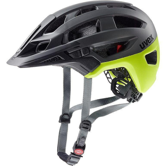 uvex finale 2.0 Helmet - Grey Yellow Mat