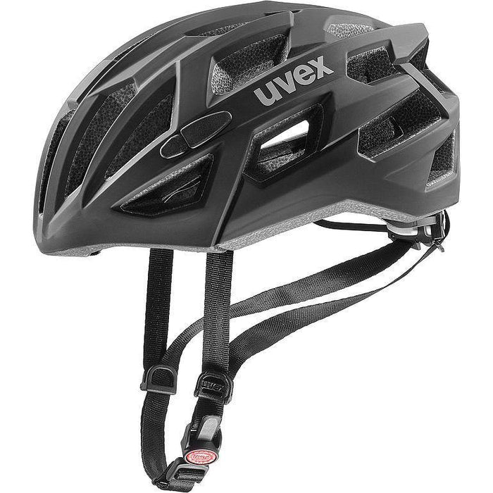 uvex race 7 Helmet - Black
