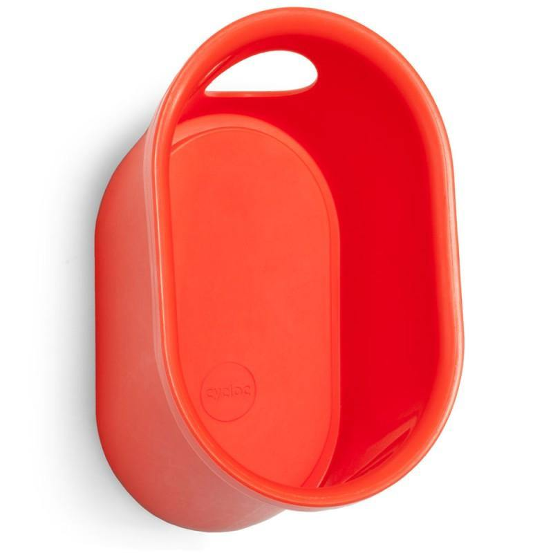 Cycloc Loop Helmet & Accessory Wall Storage - Orange