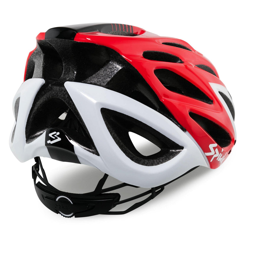 Spiuk Zirion Helmet - Red/White