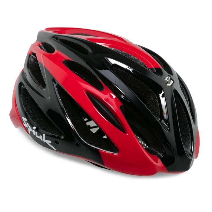 Spiuk Zirion Helmet - Red/Black