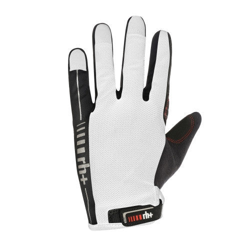 Zero rh+ Endurance Gloves - White/Black