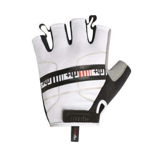 Zero rh+ Academy Gloves - White/Black