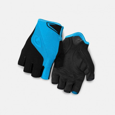 Giro Bravo Gloves - Blue Jewel/Black