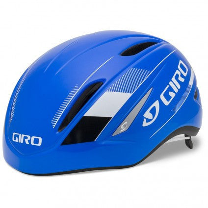 Giro Air Attack Helmet - Blue/White