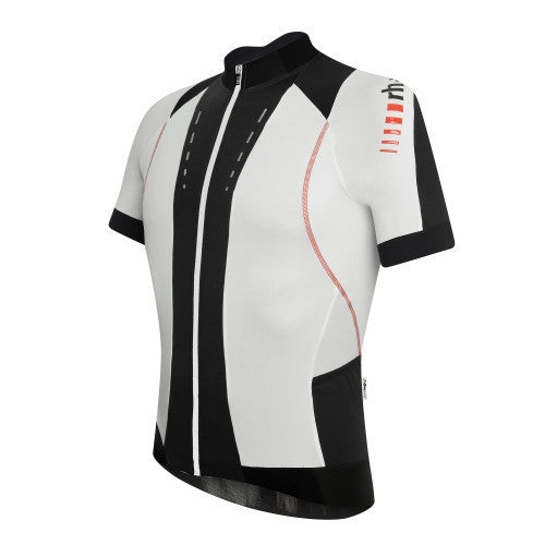 Zero rh+ Phantom Jersey FZ - White/Black/Red
