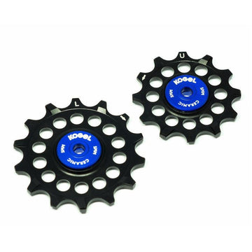 Kogel 12/14 Tooth Narrow Wide Ceramic Pulleys for SRAM Eagle - SpinWarriors